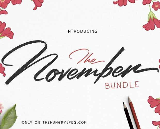 november graphics bundle